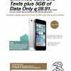 Exclusive Mobile Phone Offer For Club Members