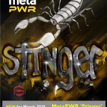 MetaPWR Class for March – 'Stinger'